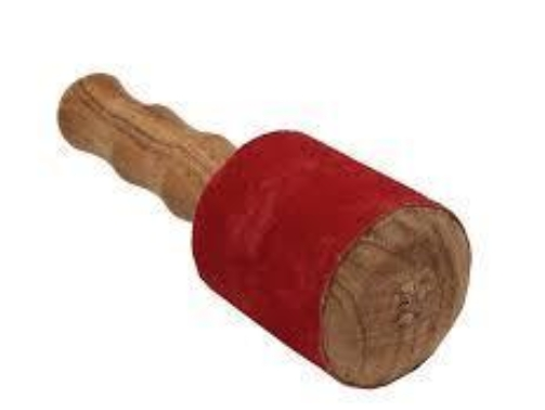 wooden striker